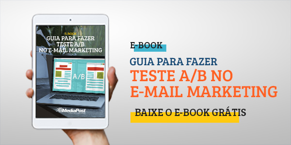 teste a/b no email marketing
