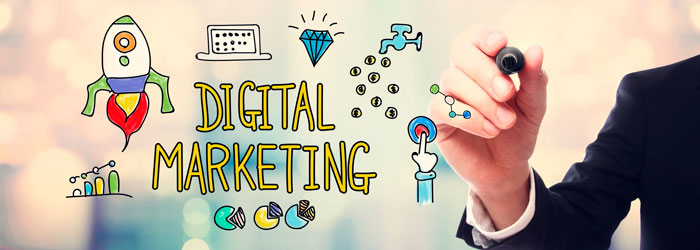 canais de marketing digital