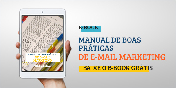E-book Manual de Boas Práticas de E-mail Marketing