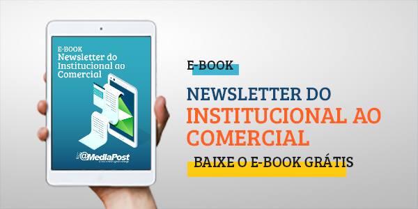 Newsletter do institucional ao comercial